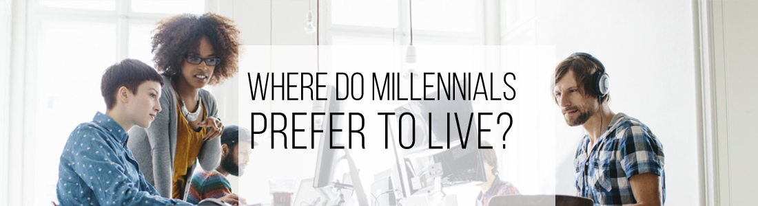 See Where Millennials Are Buying Houses
