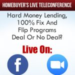 Featured image Hard Money Lending 100% Fix And Flip Programs Deal Or No