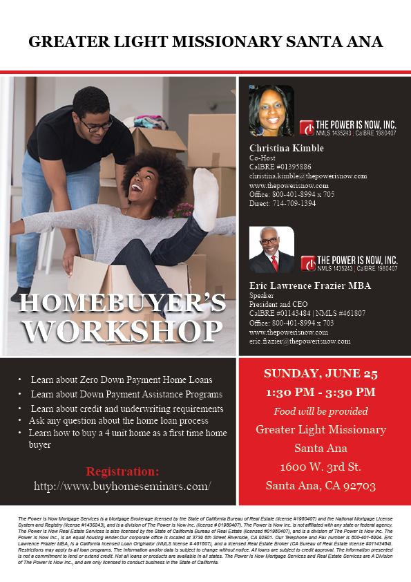 Homebuyers workshop_greater light june 25