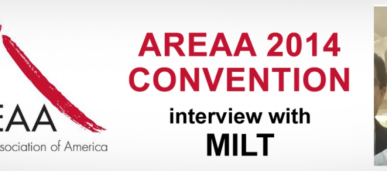 AREAA 2014 Convention Interview with Milt