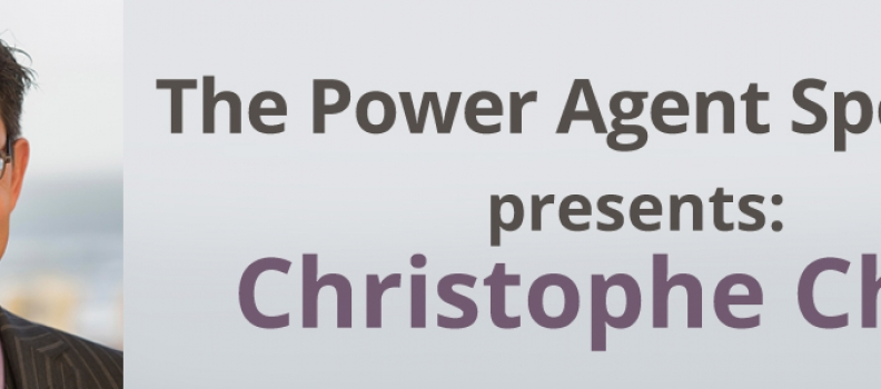 Christophe Choo – The Power Is Now Interview