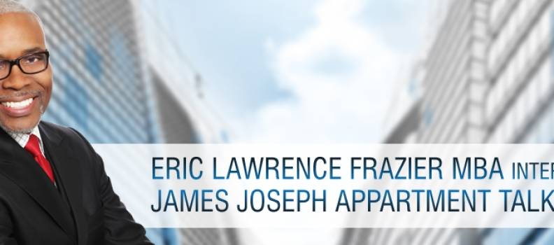Eric Lawrence Frazier at James Joseph Apartment Talk Show #7