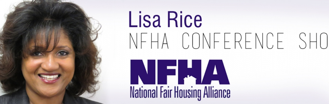 National Fair Housing Alliance 2016 National Conference – Interview with Lisa Rice
