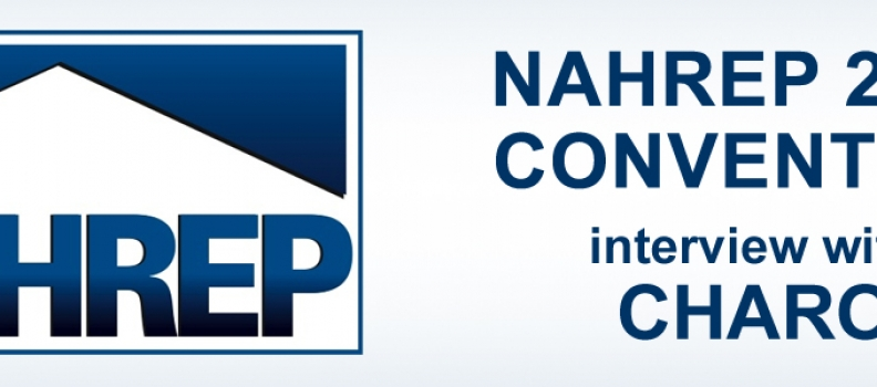 NAHREP 2014 Convention – Interview with Charo
