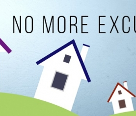 No More Excuses: Buy Now