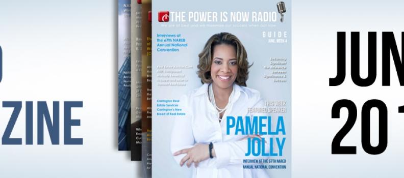 Feature Pamela Jolly