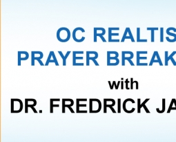 OC Realtist Prayer Breakfast – Testimonial by Dr Fredrick Jacobs