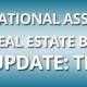 NATIONAL ASSOCIATION OF REAL ESTATE BROKERS, INC. UPDATE: TILA-RESPA
