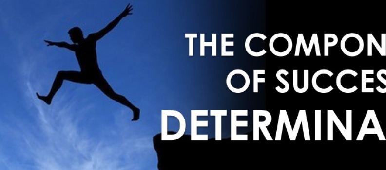 The Components of Success: Determination