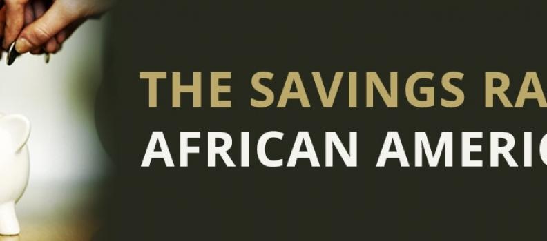 Savings Rate of African Americans