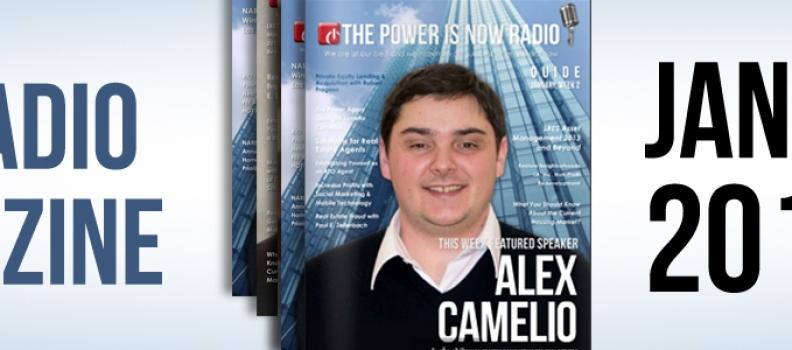 Feature Alex Camelio – January Week 2