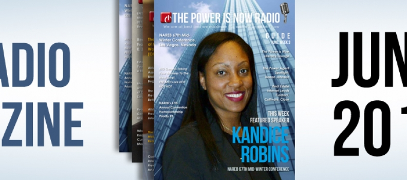 Feature Kandice Robins