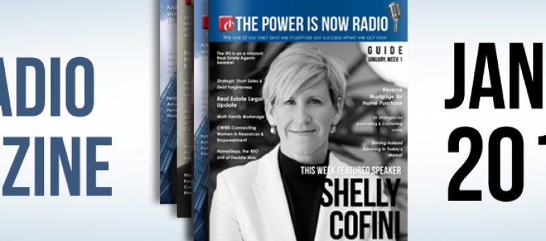 Feature Shelly Cofini