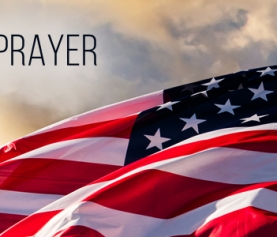 The Power Is Now Prayer for Our Nation