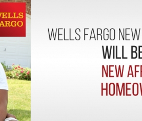 Wells Fargo's $60 Billion Homeownership Program for Minorities