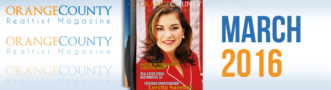 OC Realtist Magazine – March 2016