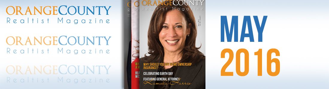 OC Realtist Magazine – May 2016