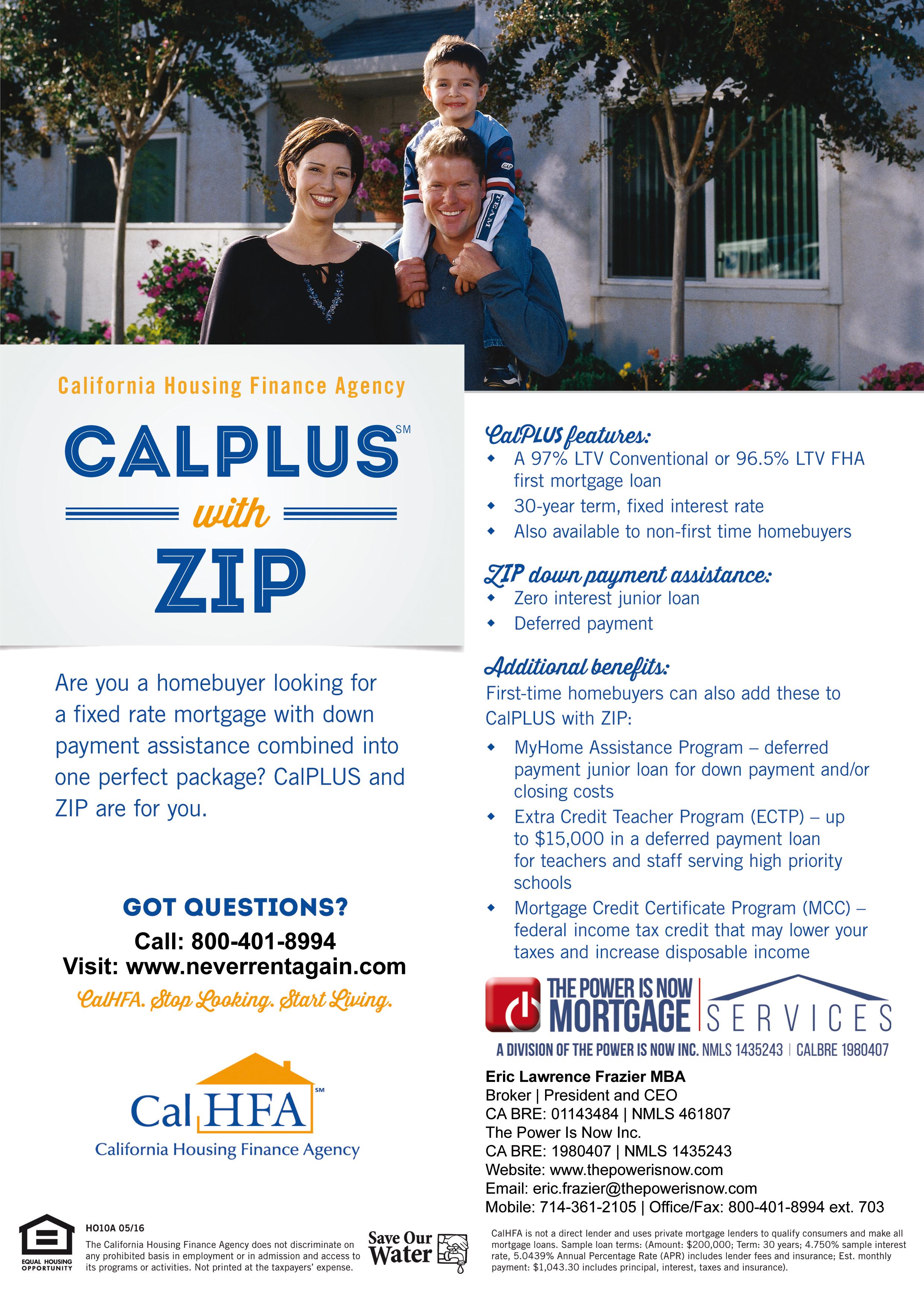 CALPLUS with ZIP