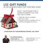 Gift funds