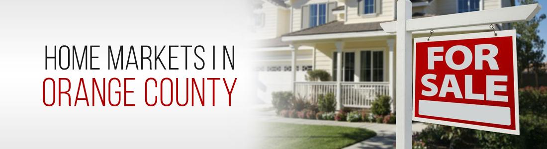 High-demand Regions in the Orange County Housing Market