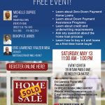 Homebuyers workshop Covenant Church May 132