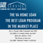 the va home loan