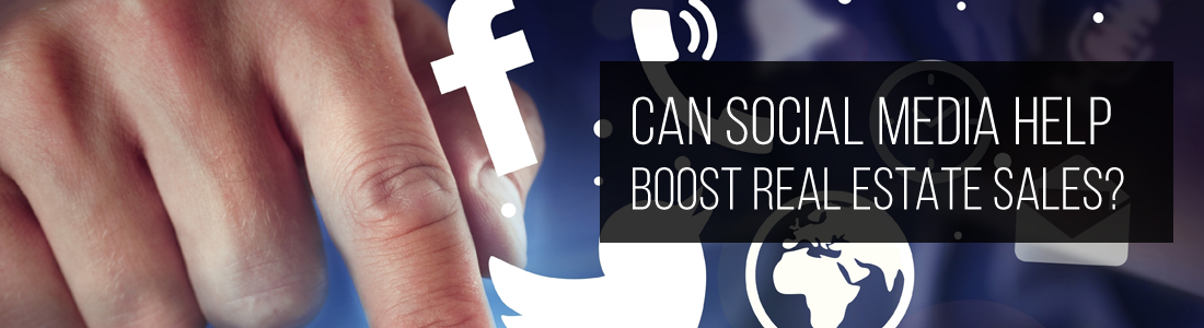 Can Social Media Help Boost Real Estate Sales?