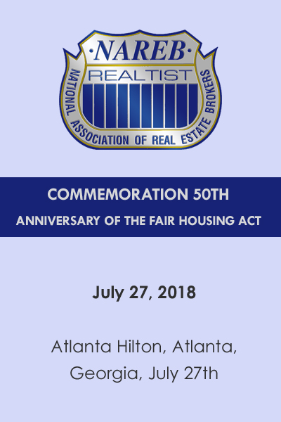 Commemoration 50th Anniversary of the Fair Housing Act
