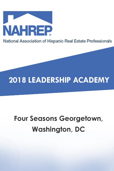 2018 Leadership Academy
