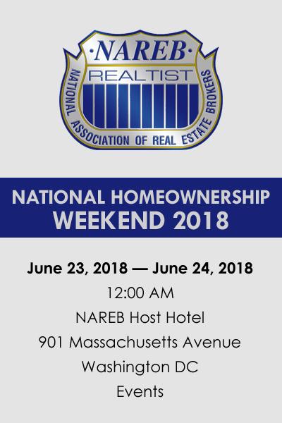 National homeownership weekend