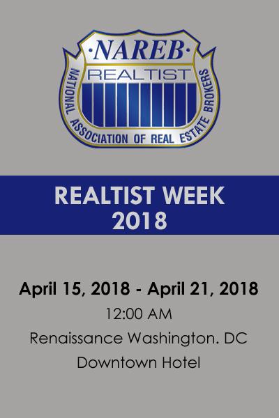 Realtist Week 2018