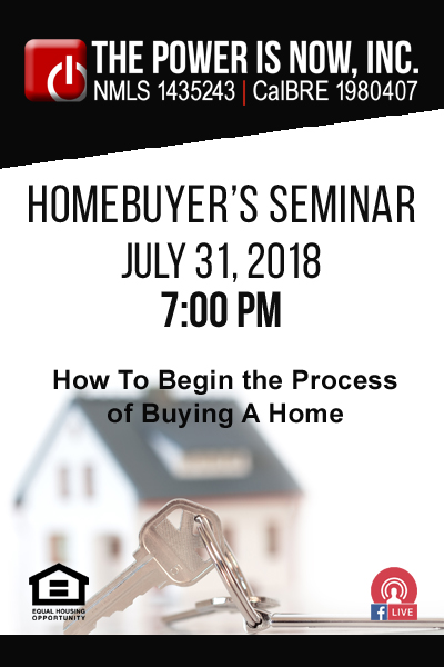 How To Begin the Process of Buying A Home