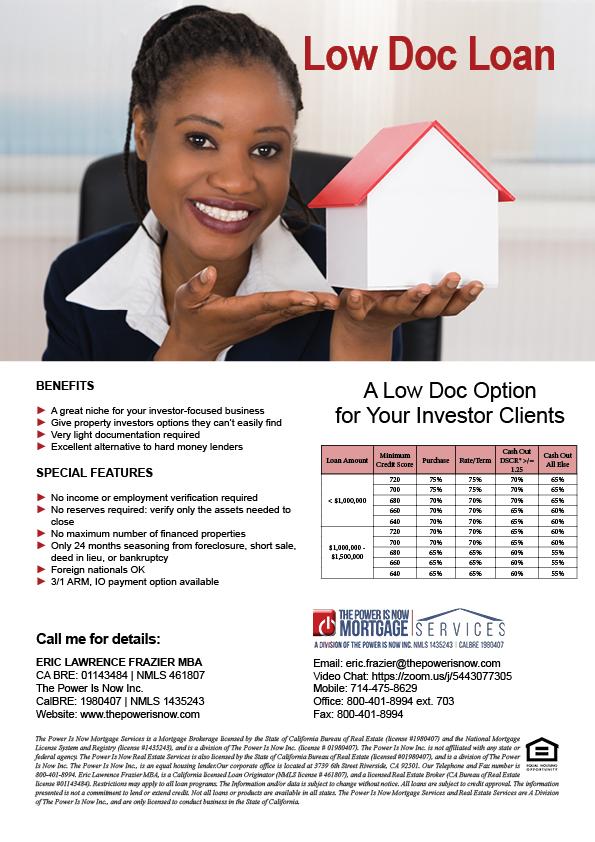 Low Doc Loan