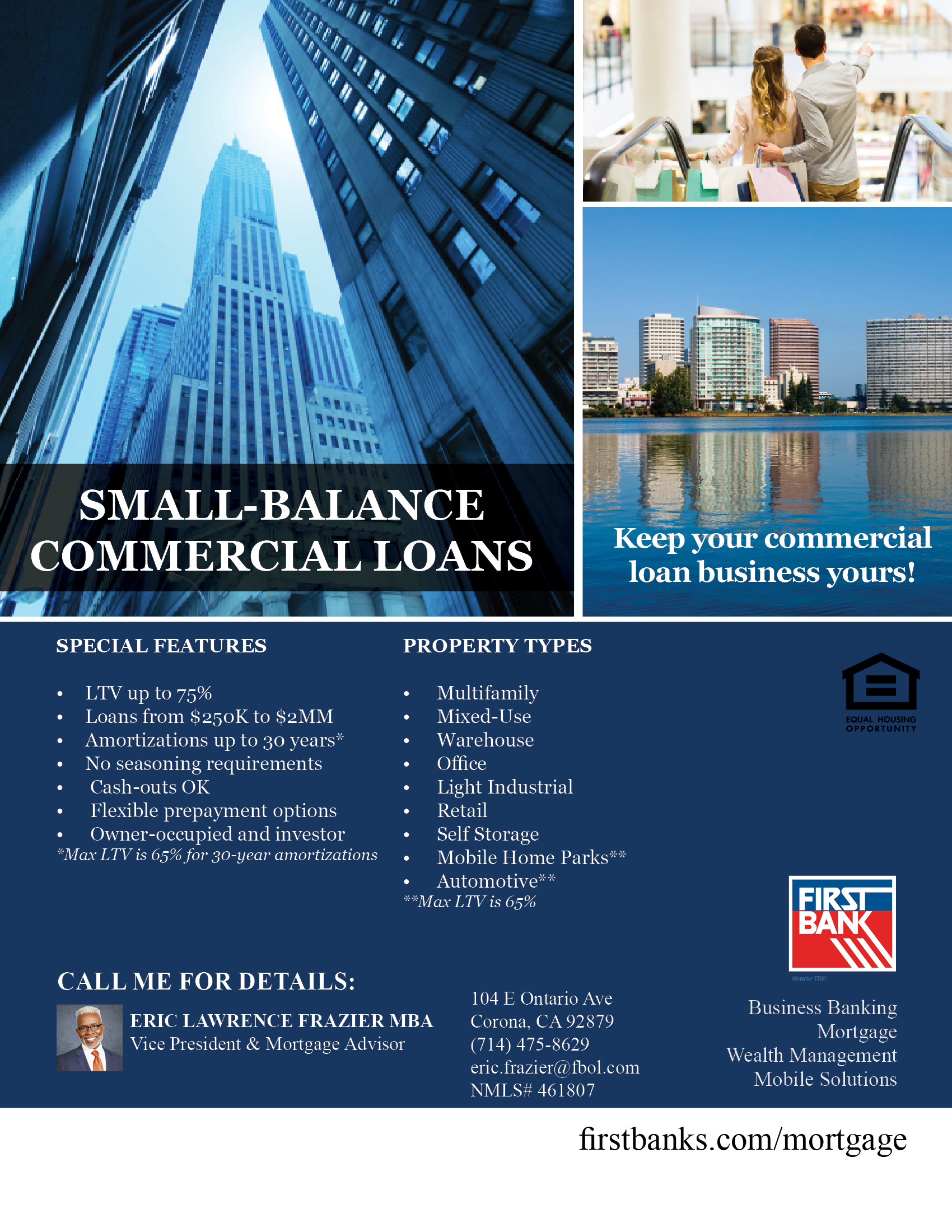 Small Balance Commercial Loans