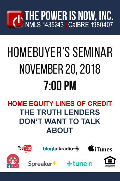 Home Equity Lines of Credit | The Truth Lenders Don't Want to Talk About