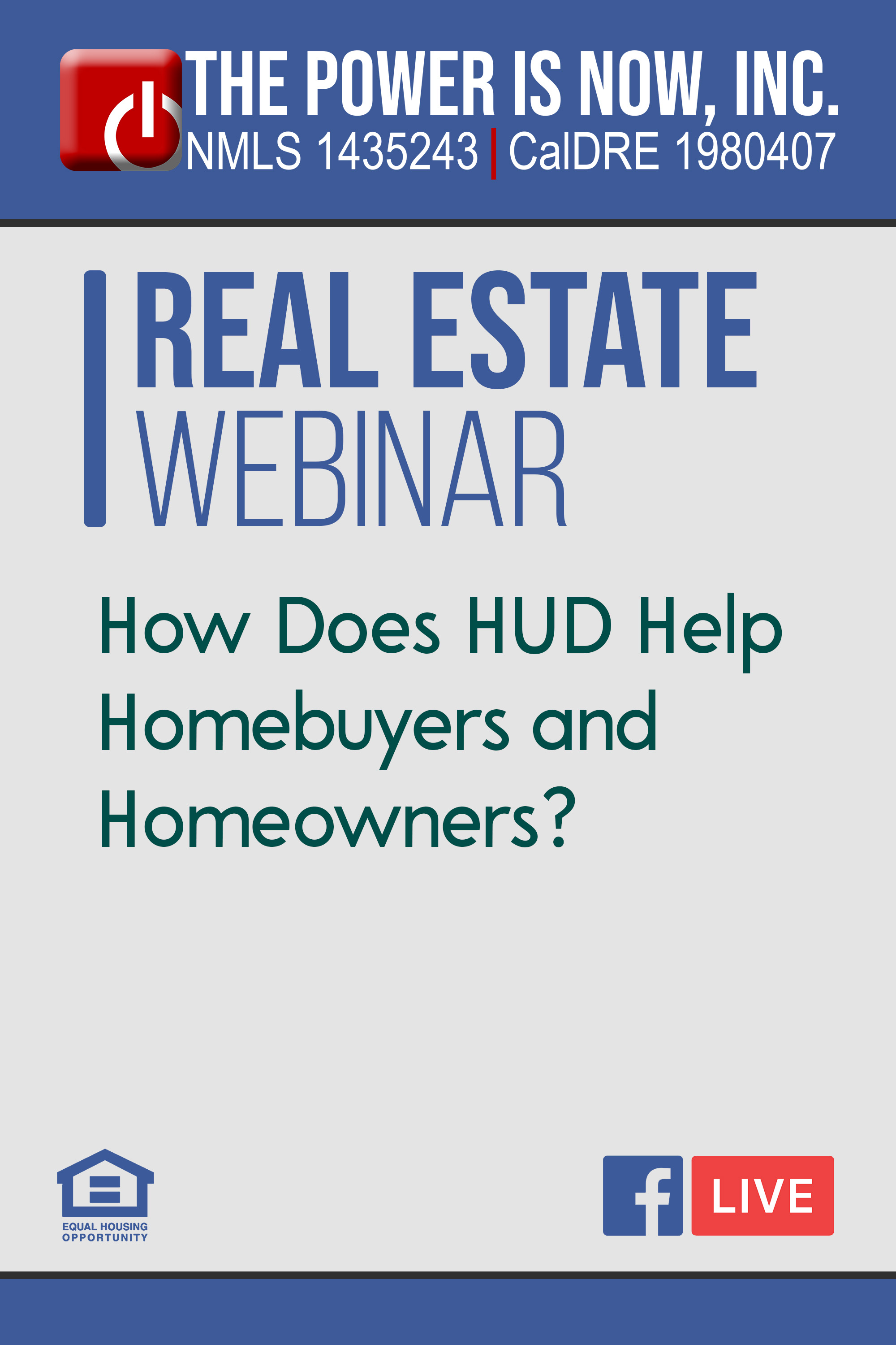 How Does HUD Help Homebuyer's and Homeowners?
