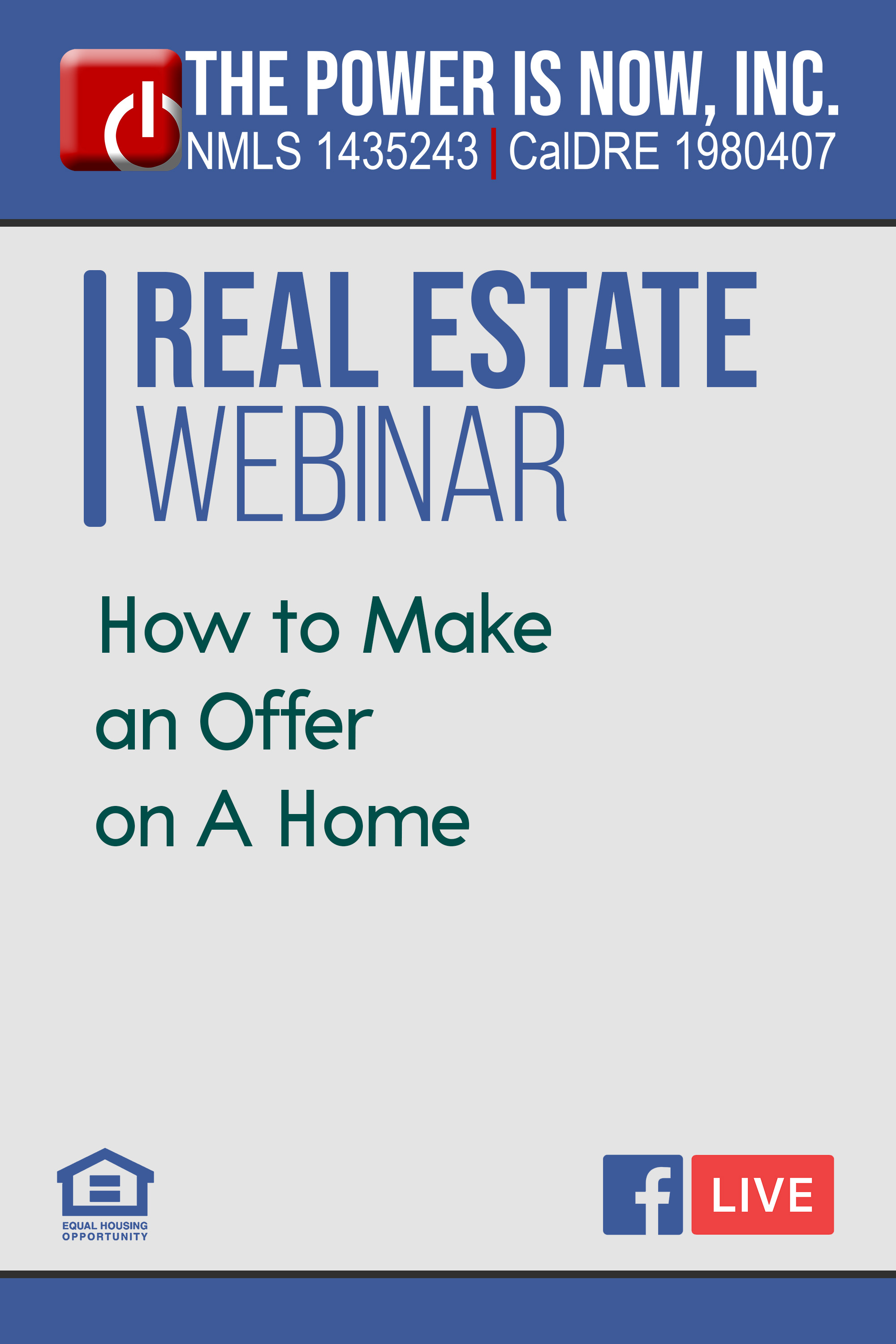 How to Make an Offer on A Home