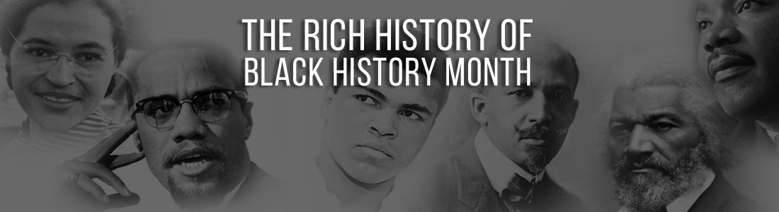 The Rich History of Black History Month