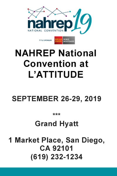 NAHREP National Convention at L'ATTITUDE