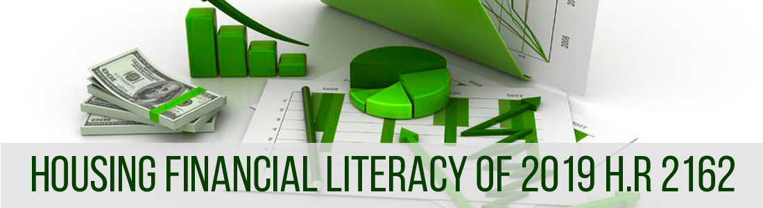 Housing Financial Literacy of 2019 H.R 2162