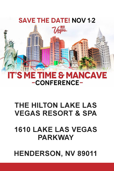 It's Me Time and Mancave Conference