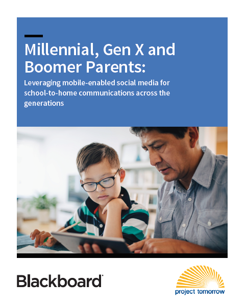 Millenial, Gen X and Boomer Parents