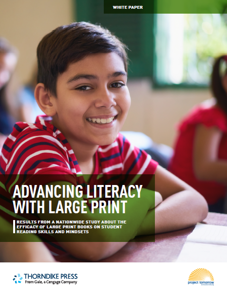 Advancing Literacy With Large Print