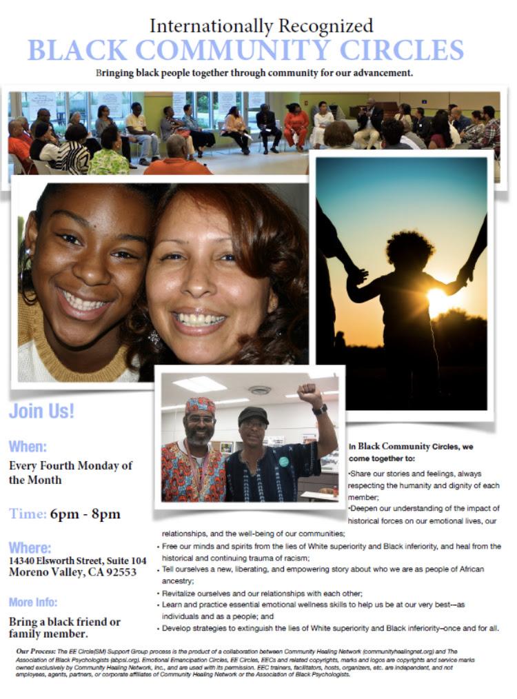 Black Community Circles