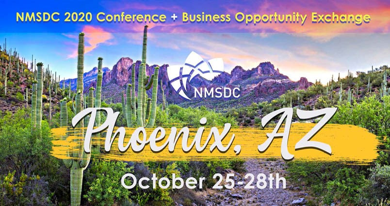 The 2020 NMSDC Conference and Business Opportunity Exchange