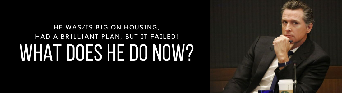 He Was/Is Big on Housing, Had a Brilliant Plan, But It Failed! What Does He Do Now?
