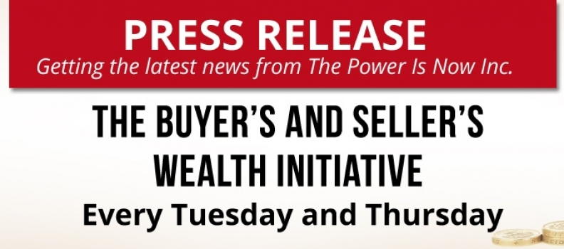 The Buyer's and Seller's Club Wealth Initiative