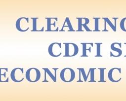 Clearinghouse CDFI Spurs Economic Activity
