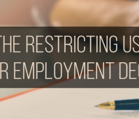 H.R. 3614 The Restricting Use of Credit Checks for Employment Decisions Act