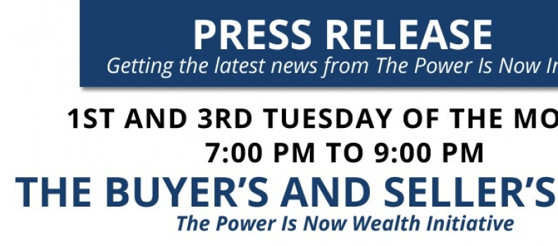 The Power Is Now Wealth Initiative